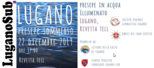 Presepe sommerso a Lugano