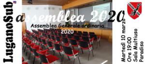 Assemblea Generale Ordinaria 2020